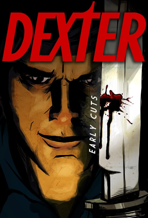 Dexter_Early_cuts_poster_by_SpicyDonut